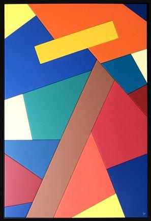 La géométrie des couleurs