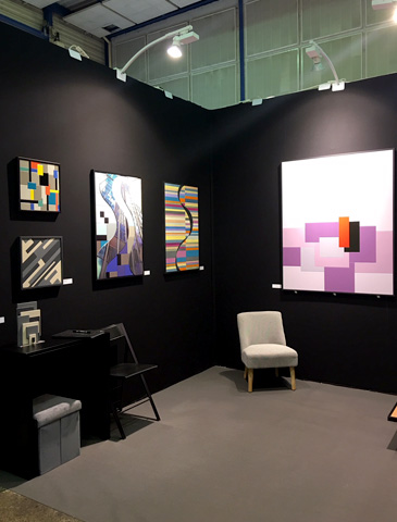 Salon d'art contemporain
